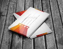 Creative Business Card - 32