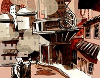 Končina ilustration