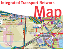 RTA Transport Map Cover
