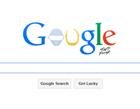 Google Doodle for Daft Punk - Get Lucky