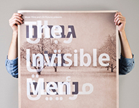 Invisible Men | Poster & DVD Set