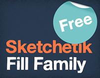 Sketchetik Fill (FREE)