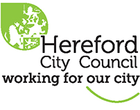 Hereford City Council branding