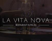 """""""La Vita Nova"""" Restaurant"""