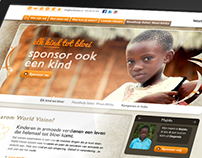 World Vision | Corporate Styling