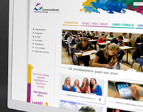 Groevenbeek College | Website