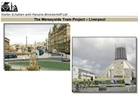 Rail Project: Mersey Tram Line 1 Scheme