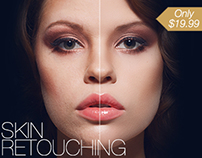 Beauty Retouching Kit (Photoshop Actions)