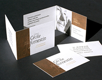 Design cartes de visites Consultations psychologiques