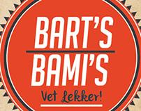 Logo Bart's Bami's