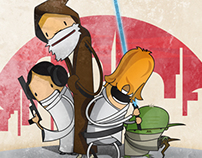 StarWars by Gong