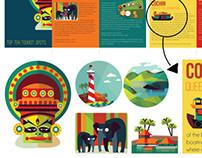 Kerala tourism brochure