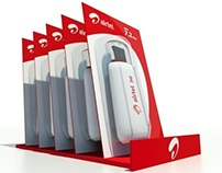 Airtel 3G Product & Demo Stand