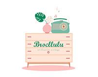 brocllulu - Ambiance vintage