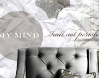 My Mind Shall Not Perish