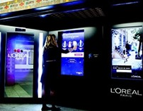 L'Oréal Paris NYC Subway