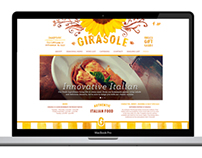 Girasole: Web Design