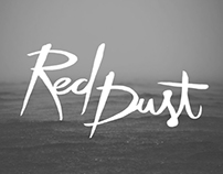 Red Dust: Identity and Cover Design