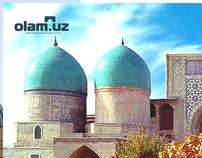 Logo for olam.uz