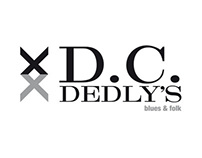 Logo + photo D.C. Dedly's
