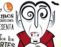 El Conde Drácula tiene SIDA