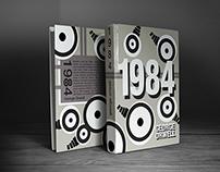 1984 Book Cover Arts