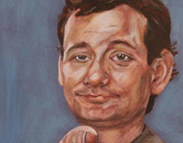 Fine Art: Bill Murray
