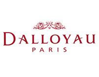 DALLOYAU, branding design