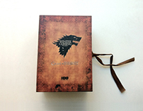 HBO: Game of Thrones - Press Kit, Season 1 & 2 Premiere