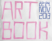Bergen Art Book Fair - Poster