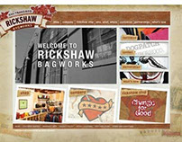 Rickshaw Bagworks . website