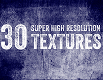 30 Super High Resolution Textures