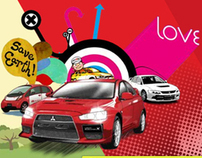 New Brand Campaign for MitsubishiCars.com.sg
