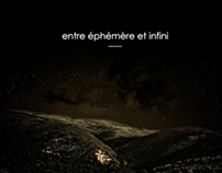 "Sueno ""Entre ephemere et infini"" album artwork"