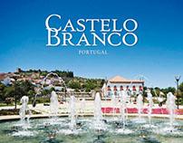 Material promocional do concelho de Castelo Branco