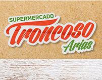 Identidad Supermercado Troncoso Arias