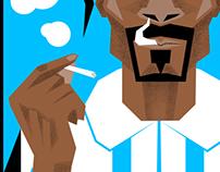 Bestival Poster Snoop Dogg