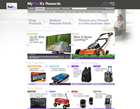 FedEx Loyalty Edge . Website & App