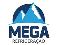 Identidade Visual - Mega Refrigeração