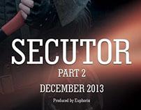 Secutor. Part 2 Poster