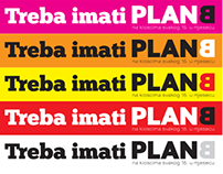 PlanB Magazine: Treba imati PLANB - Guerrilla Marketing