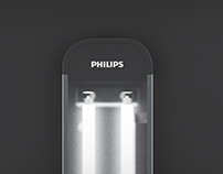 PHILIPS tube light