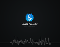 Audio Recorder app Design Project