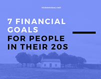 Financial Goals for Millennials - Tejesh Kodali