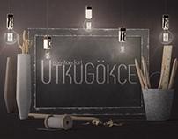 utkugokce.com Logo Tasarımı