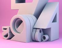 Playful Font / Pablo Alfieri