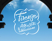 Firenze logo - City branding contest