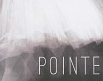 Ballet Poster - Pointe