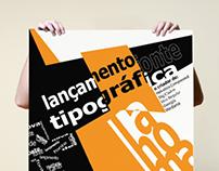 Poster tipografico