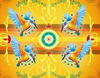 Kingfisher Diwali Creative